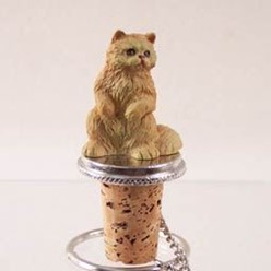 Cat Bottle Stoppers