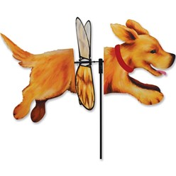 Dog Garden Spinners