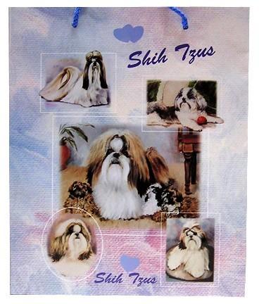 Raining Cats and Dogs | Shih Tzu Gift Bag