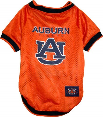online retailer cc533 50bf2 Auburn University Tigers Pet NCAA Football Jersey