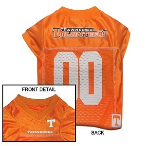finest selection 3a65e 42460 Raining Cats and Dogs | University of Tennessee Volunteers Pet NCAA  Football Jersey