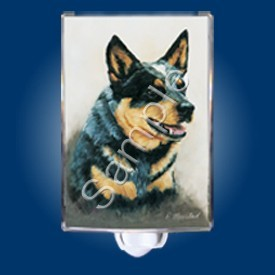 Australian Cattle Dog Night Light