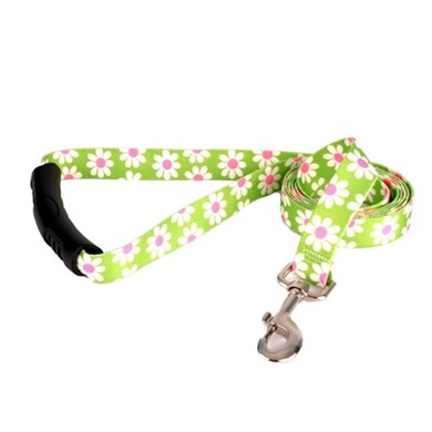 Green Daisy Easy Grip Lead