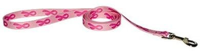 Breast Cancer Awareness Leash