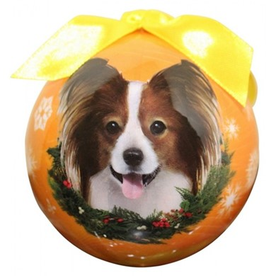 Papillon Ball Christmas Ornament