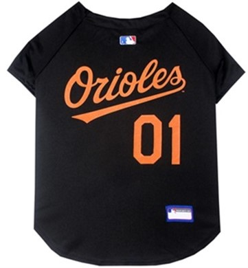 Baltimore Orioles Pet MLB Jersey