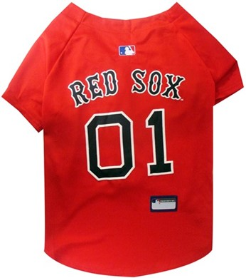 Boston Red Sox Pet MLB Jersey