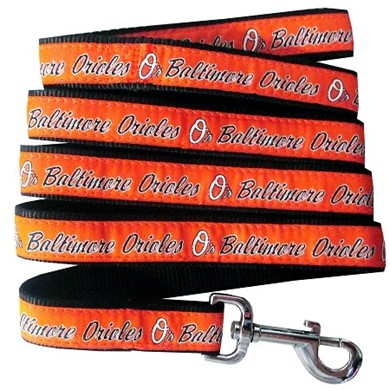 Baltimore Orioles MLB Dog Lead
