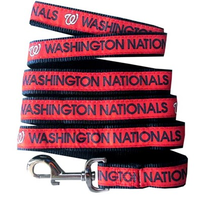Washington Nationals MLB Dog Lead