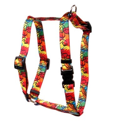 Jazz Paint Harness