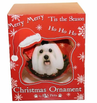 Christmas Ball Ornaments are gift boxed for easy gift giving